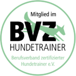 Mitglied im Berufsverband zertifizierter Hundetrainer e.V.